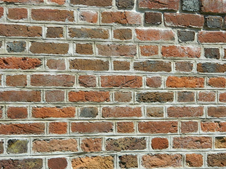 Just another brick in the wall...