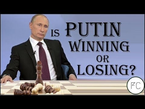 Is Putin winning or losing? Georgia Ukraine Crimea Syria.. FC#14 (===================) My Affiliate Link (===================) amazon http://amzn.to/2n6MagF (===================) bookdepository http://ift.tt/2ox2ryU (===================) cdkeys http://ift.tt/2oUpFex (===================) private internet access http://ift.tt/PIwHyx (===================) Georgia Ukraine Crimea Syria.. To support FC on Patreon: http://ift.tt/2gZueU0 To subscribe to Foreign chronicles…