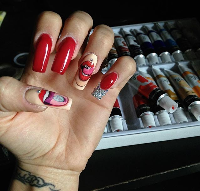 #nails #gelnails