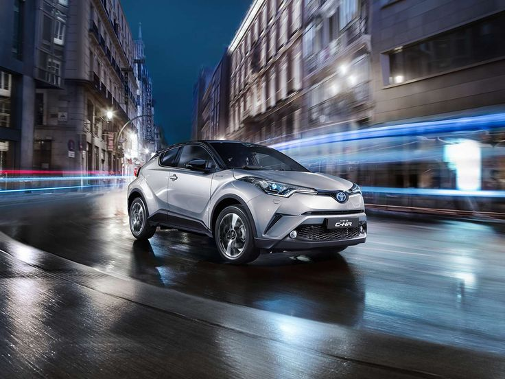 All New Toyota C-HR | Toyota UK