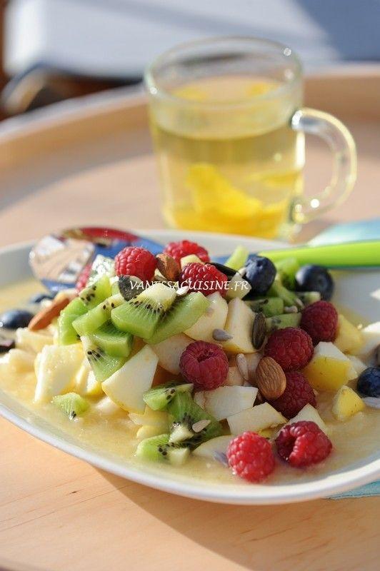 Le miam ô fruits!!! Un délice pour les papilles mais aussi pour la santé!