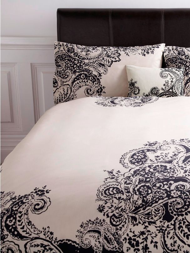 1000 Images About Black And White Duvet Covers On