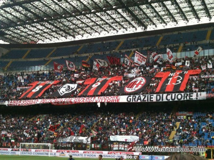 Gattuso - Inzaghi - Nesta
