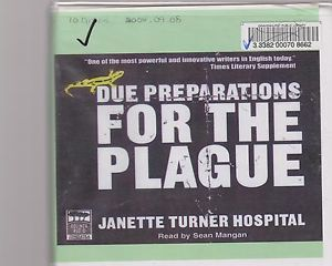 Due-Preparations-for-the-Plague-by-Janette-Turner-Hospital-10CD-Audio-Book