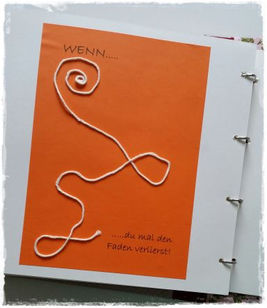 Wenn-Buch - eine pfiffige Idee