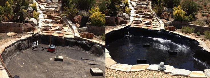 Best 25 Pond Liner Ideas On Pinterest A Pond Diy Pond