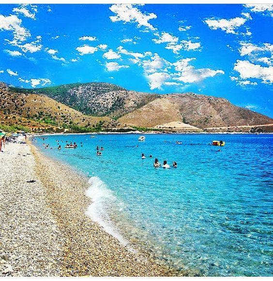 kumluk-strand, datça, muğla, türkei