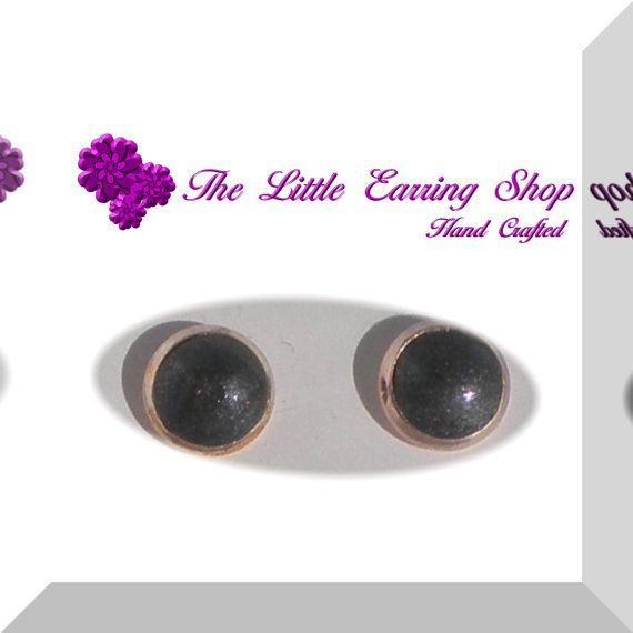 Safe  Studs 8mm for Tweens   Earring Studs Starlight Colour