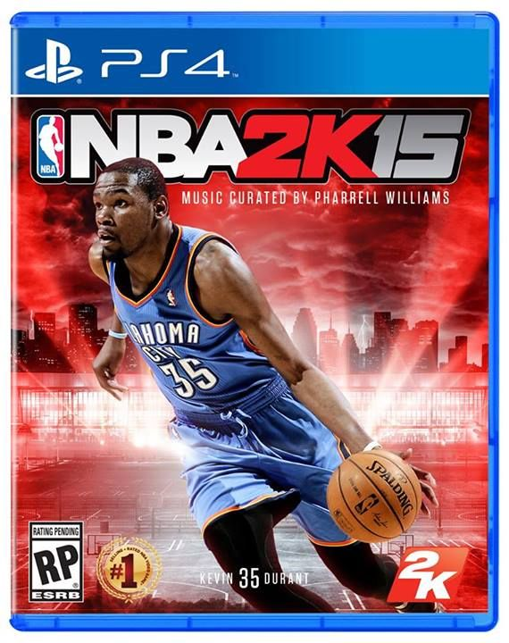 NBA 2K15 Gameplay Trailer Released