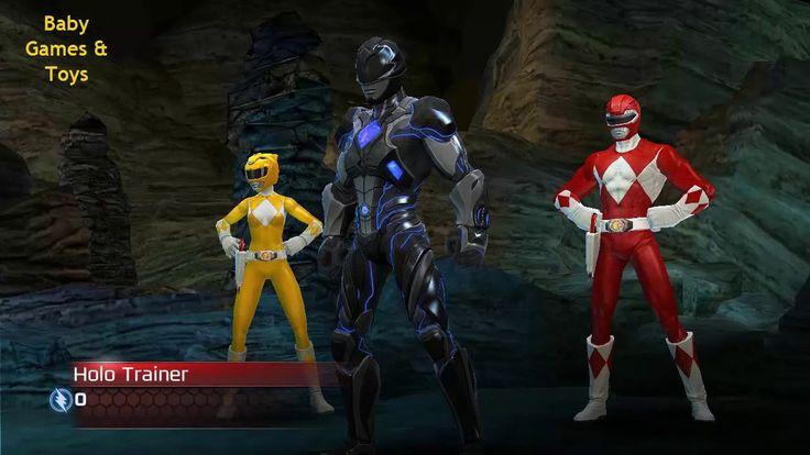 Power Rangers || POWER RANGERS NINJA KIDZ! How To Power Rangers Game Play