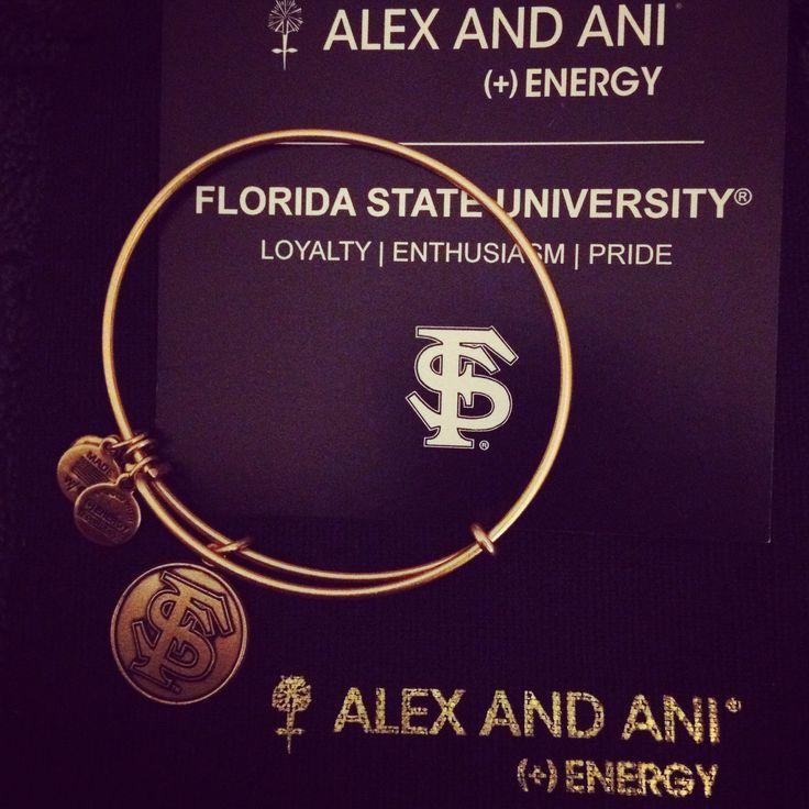 Florida State University Alex and Ani