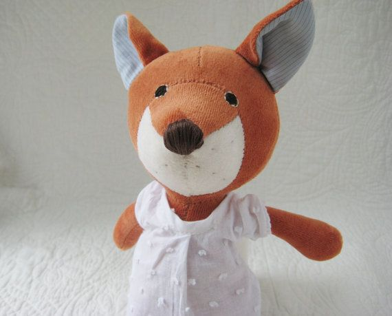 Adorable handmade stuffed toys
