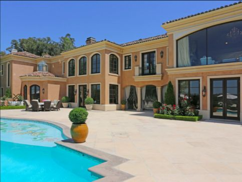 Best Beverly Hills Celebrity Real Estate Images On Pinterest - Take look around luxurious property beverley hills