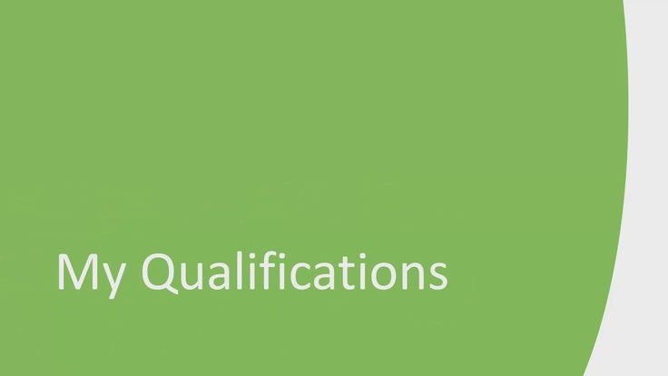 doTERRA Virtual Office Training: My Qualifications