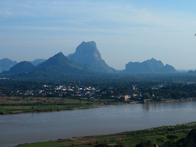 Myanmar, Hpa An