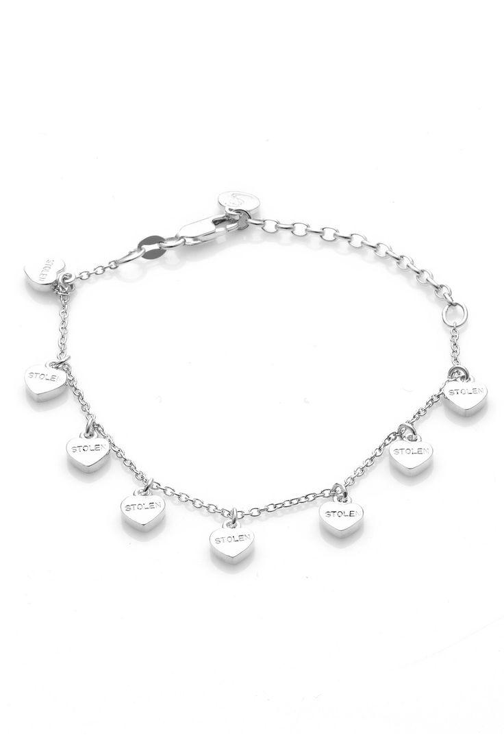 Stolen Heart Bracelet - Bracelets - Jewellery | Stolen Girlfriends Club