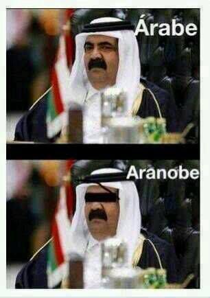 Esos Árabes Son Unos Loquillos #ImagenDelDia