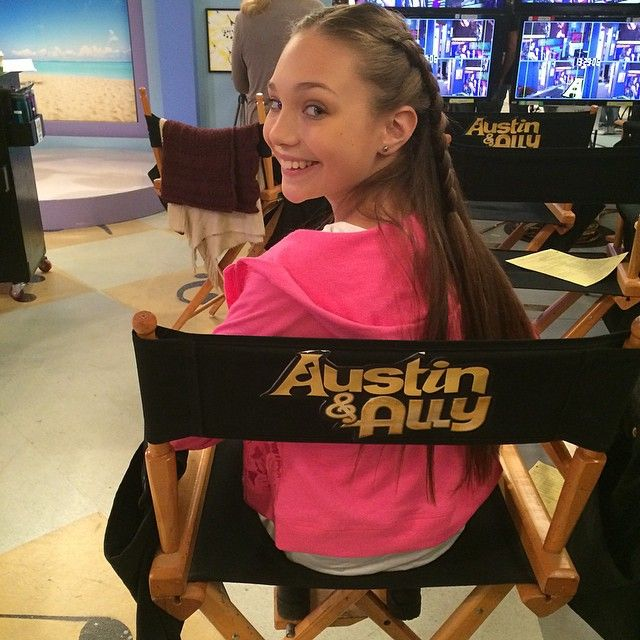 Maddie Dance Moms Austin Y Ally Buscar Con Google