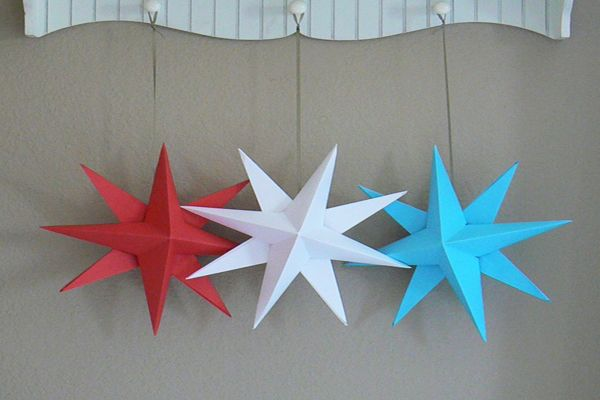 DIY red, white and blue for the home & more red, white & blue holiday decoration ideas | SheKnows