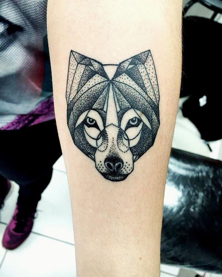 Fresh WTFDotworkTattoo Find Fresh from the Web Mi nuevo tatuaje/my new tattoo  #tattoo #tatuaje #lobo #Wolf #dotwork gracias amigo maskotita @aflordepiel_temuco seco seco  paulisanchezz WTFDotWorkTattoo