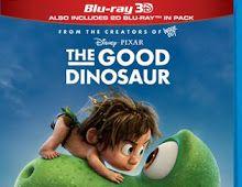 The Good Dinosaur (2015) Dual Audio BRRip 480p Full Cartoon Movie Free Download
