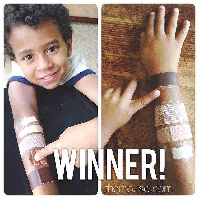 band aids for darker skin tones flesh colored band aids ...
