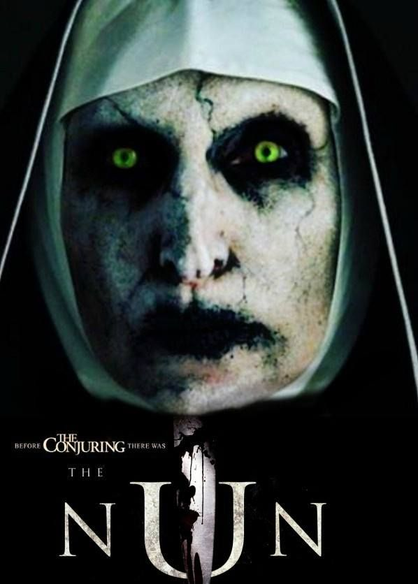 Before the Conjuring 2 there was The Nun. Coming 2017.