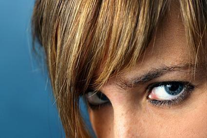 Dry Scaly Eyelids