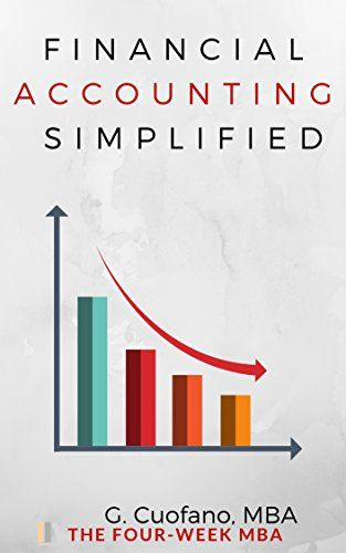 Financial Accounting Simplified Manual: | How to Master the Language of Business and Become a Professional Accountant (The Toolbox of the Finance Professional Book 1) by [Cuofano, Gennaro]