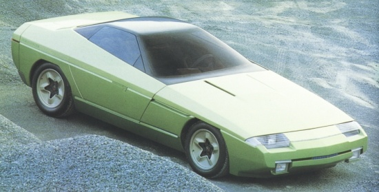 1984 Chevrolet Ramarro