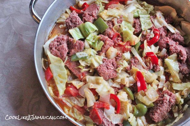 Corned Beef and Cabbage | Cook Like A Jamaican