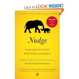 Nudge is about choices-how we make them and how we can make better ones.