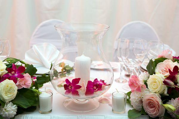 7 ideias diferentes de centro de mesa para casamentos - Dicas de Mulher