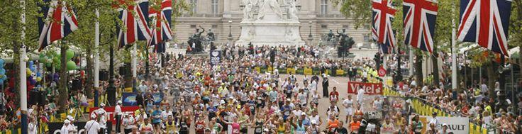 London Marathon Official site