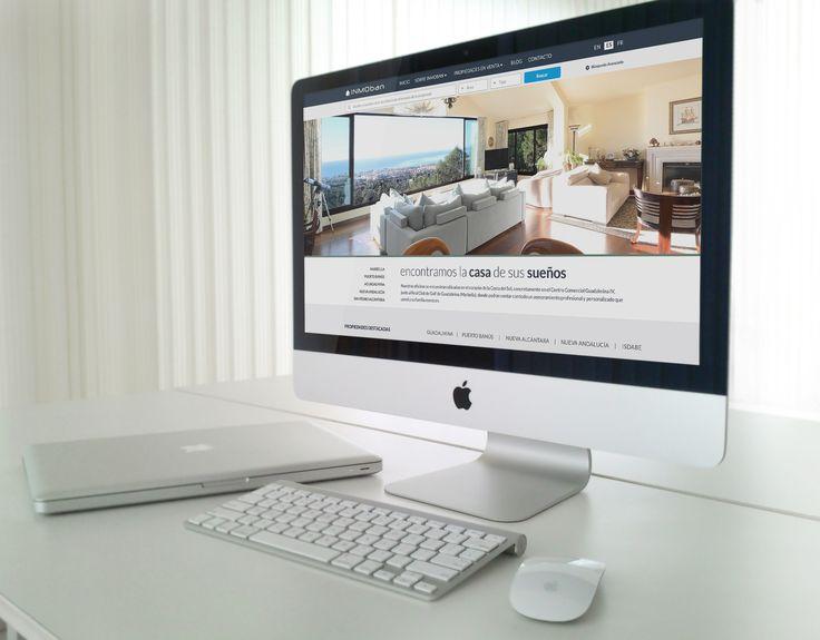"""La agencia inmobiliaria Inmoban requería la actualización de su página web a una sistema más moderno que permitiera la visualización de todas sus propiedades en venta y alquiler. Hemos implementado una conexión directa al ERP inmobiliario """"Resales Online"""" mediante una pasarela XML. En Imagen Consulting contamos con programadores expertos en desarrollo inmobiliario que pueden realizar cualquier conectividad con que ayudan a la gestión de inmobiliarias como Fotocasa, Idealista, etc. Además se…"""