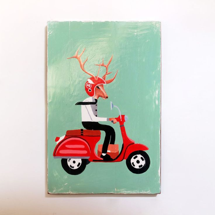 Masih pake tema Vespa nih.  WOODPAINTING Dimensi. 40 x 60 x 2 cm  Berat. sekitar 2-3 kilo Harga. Rp. 275.000 sadja  #woodsign #posterkayu #desaincafe #hiasandinding #woodcraft #homedecor #dekorasirumah #vintagesign #painting #vintage #retro #walldecor #homedesign #romantic #twoofus #happyride #vespa