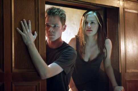 Shawn Ashmore and Anna Paquin as Iceman and Rogue. One of the reasons I am obsessed with X- Men are these two.