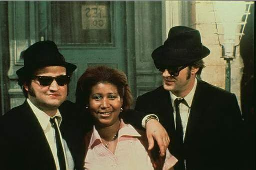 Aretha & The Blues Brothers