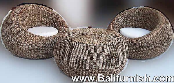 kubu rattan wicker furniture from Indonesia
