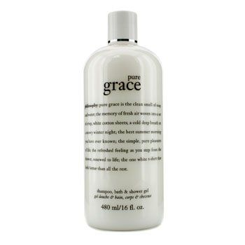 Introducing Philosophy Pure Grace Shampoo Bath Shower Gel 480ml16oz Get Your Ladies Products Here And
