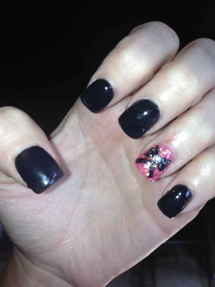 20 best southern nail designs images on pinterest nail designs black and bows southernbowsblacknail designs prinsesfo Choice Image