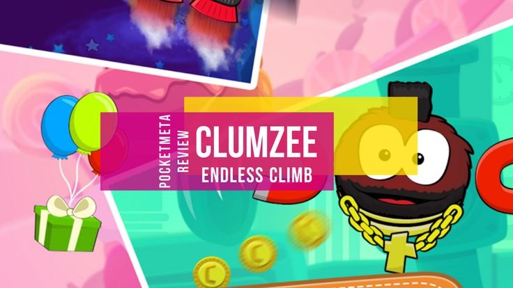 """#Clumzeeis a hit with#Pocketmeta's Dan Vlasic and kids, earning it 4.2 out of 5 in his review! """"What I think#Triple Hill Interactivedid with #Clumzee is to create a totally new, likeable character with a personality, and a catchy gameplay that is sure to attract young and adult players alike. In fact, it's got all the ingredients to become your next favorite casual twitch game."""""""