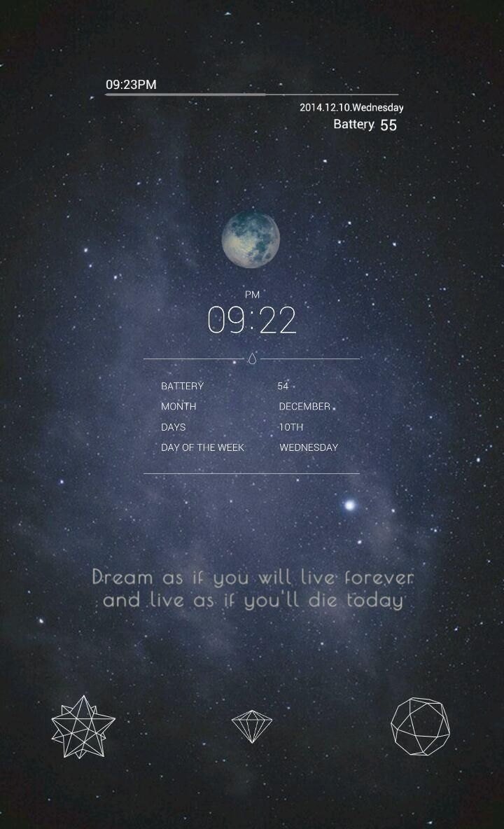 [Homepack Buzz] Check out this awesome homescreen! aya | My Homepack space