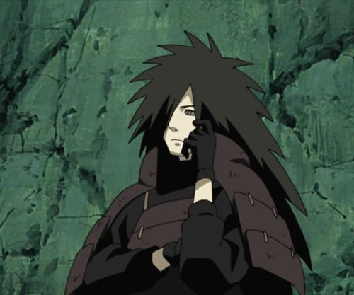Madara thinking #madara #uchiha