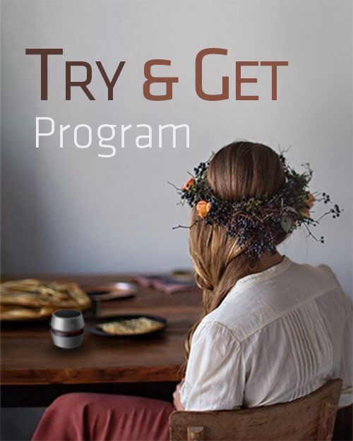 Try & GetInvitation Program