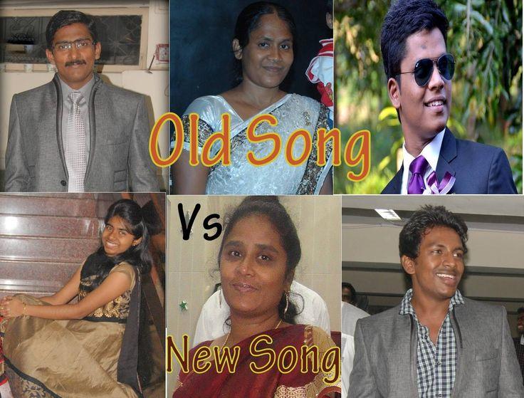 {Blogl Old song Vs New song | Tamil Christian debate