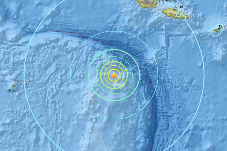 11/04/2017 - SYDNEY - A 6.8-magnitude earthquake struck off the coast of Tonga Saturday in the tectonically active Pacific region, but there was no tsunami threat, seismologists said.
