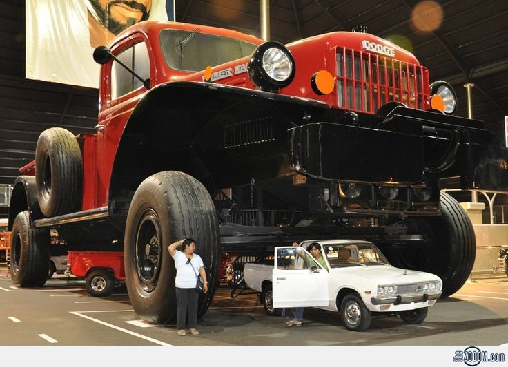 The Biggest Truck In The World