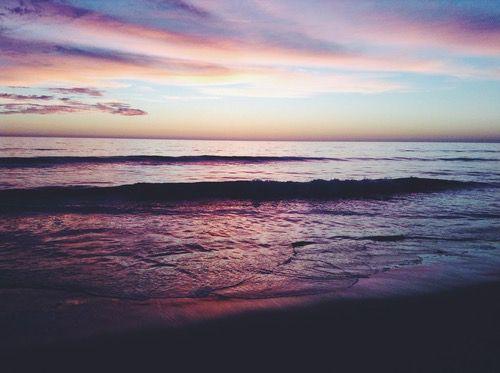 VIDA Statement Clutch - Venice Beach Purple Skies by VIDA CFCE4