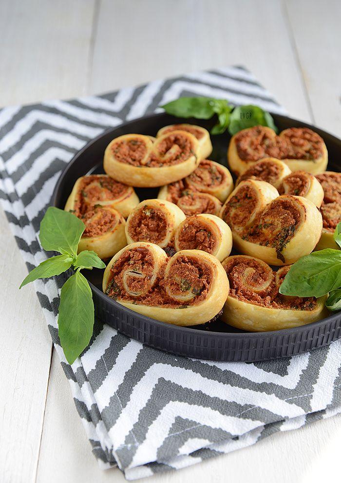 Palmiers Chorizo - Vegan Food Wheaty